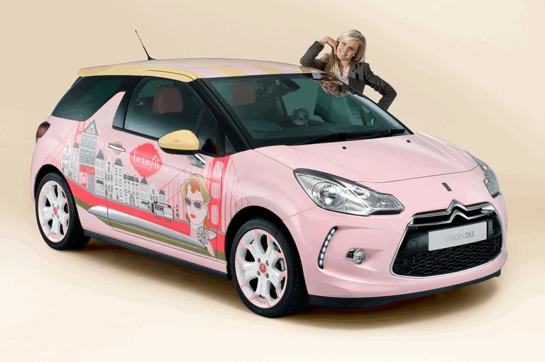 2013 Citroën DS3 by Benefit Cosmetics 404939