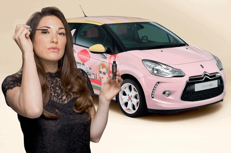 2013 Citroën DS3 by Benefit Cosmetics 404940