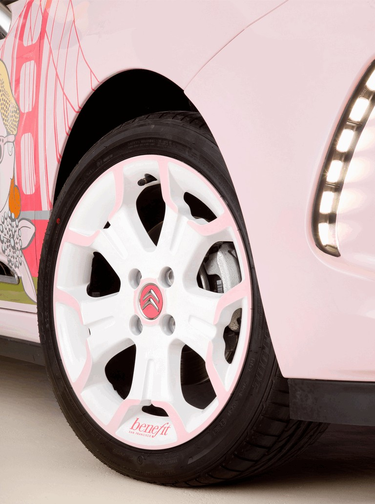 2013 Citroen DS3 by Benefit Cosmetics 404942