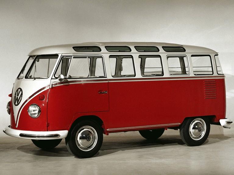 1951 Volkswagen T1 Deluxe Samba Bus 405157