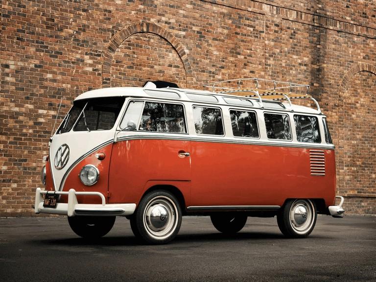 1951 Volkswagen T1 Deluxe Samba Bus 405158
