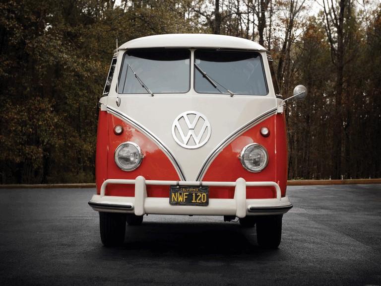1951 Volkswagen T1 Deluxe Samba Bus 405160
