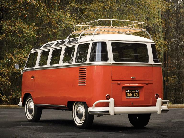 1951 Volkswagen T1 Deluxe Samba Bus 405162