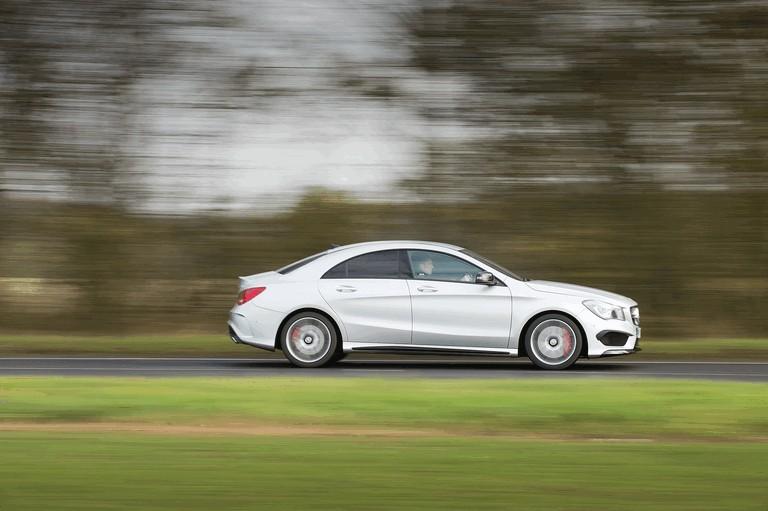 2013 Mercedes-Benz CLA ( C117 ) 45 AMG - UK version 405572