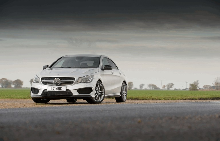 2013 Mercedes-Benz CLA ( C117 ) 45 AMG - UK version 405573