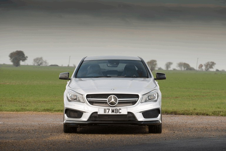 2013 Mercedes-Benz CLA ( C117 ) 45 AMG - UK version 405575