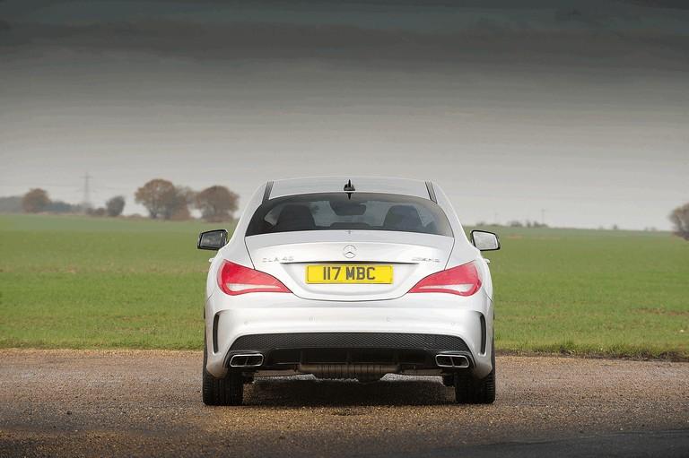 2013 Mercedes-Benz CLA ( C117 ) 45 AMG - UK version 405576