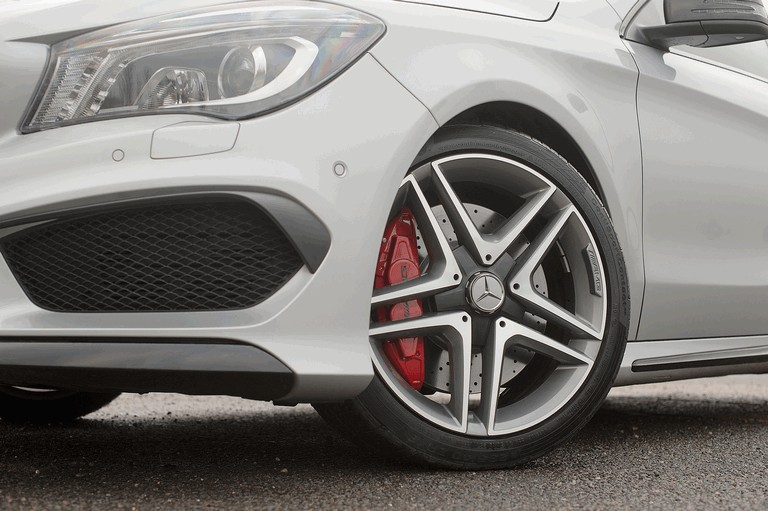 2013 Mercedes-Benz CLA ( C117 ) 45 AMG - UK version 405577