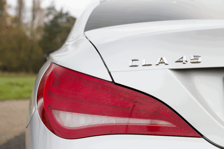 2013 Mercedes-Benz CLA ( C117 ) 45 AMG - UK version 405578