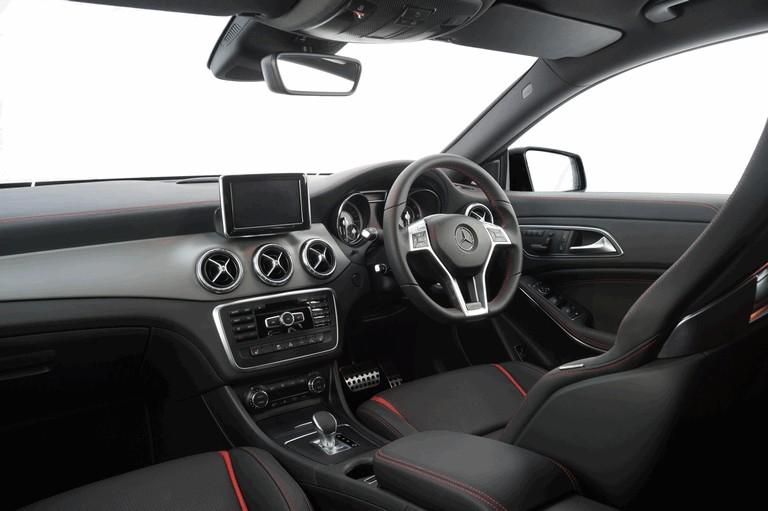 2013 Mercedes-Benz CLA ( C117 ) 45 AMG - UK version 405583