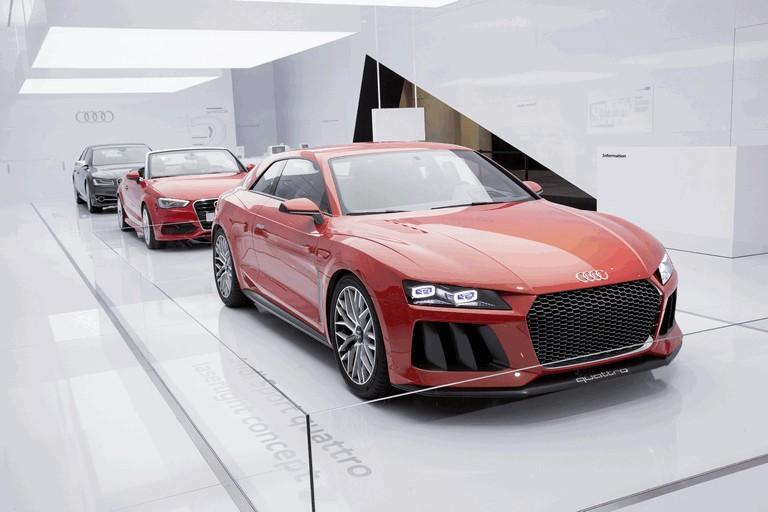 2014 Audi Sport quattro Laserlight concept 405839