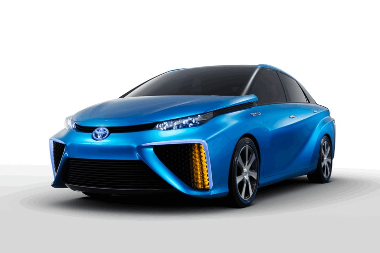 2014 Toyota Fuel Cell Vehicle concept 405989