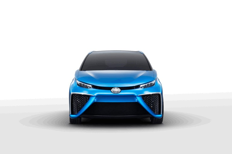 2014 Toyota Fuel Cell Vehicle concept 405990