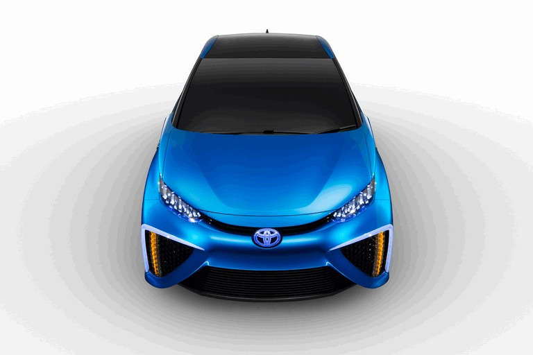2014 Toyota Fuel Cell Vehicle concept 405992