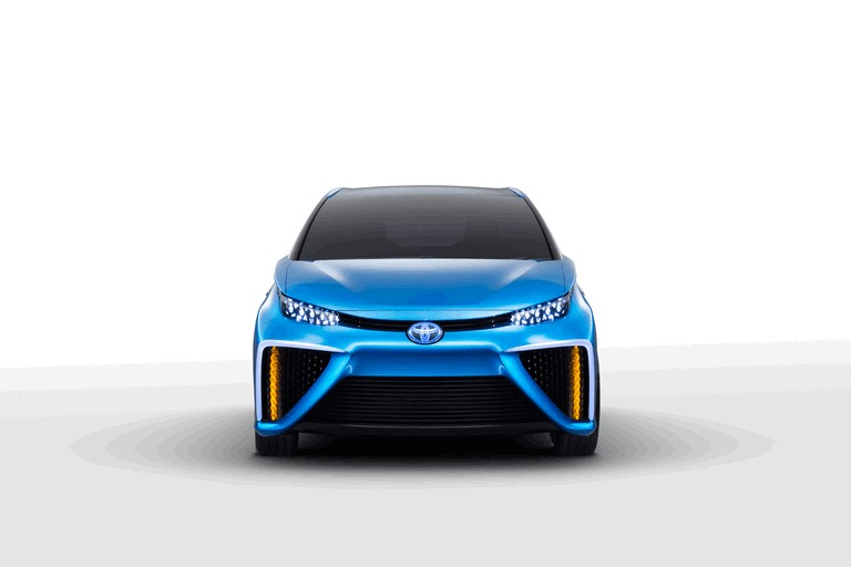 2014 Toyota Fuel Cell Vehicle concept 405993