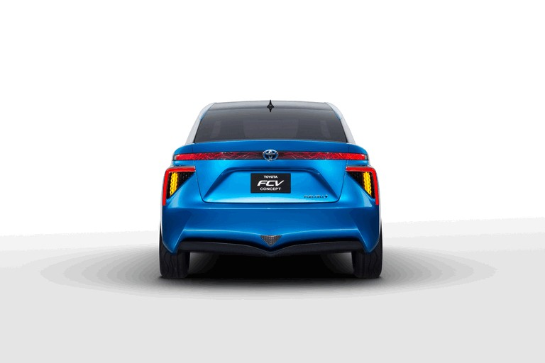 2014 Toyota Fuel Cell Vehicle concept 405994