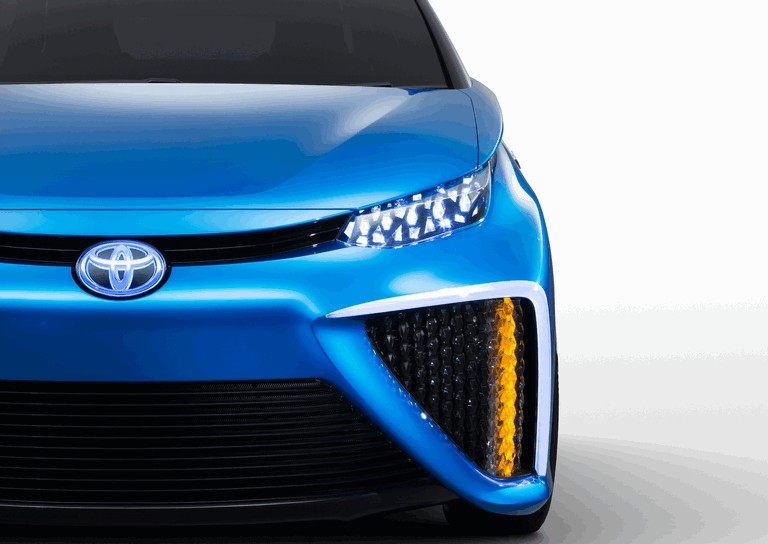 2014 Toyota Fuel Cell Vehicle concept 405995