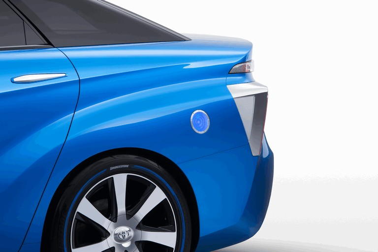 2014 Toyota Fuel Cell Vehicle concept 405998
