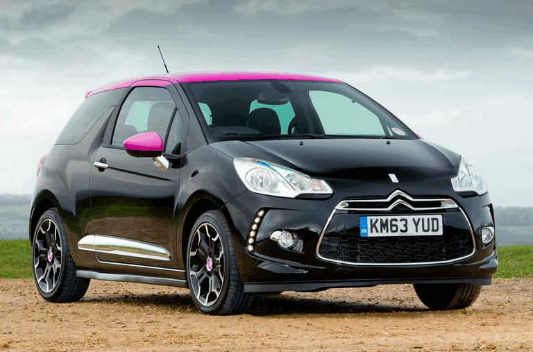 2014 Citroen DS3 Pink special editions 406069