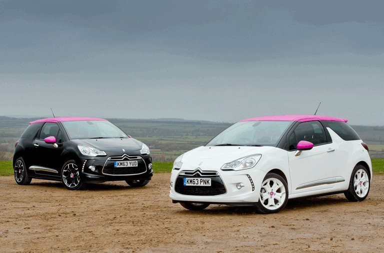 2014 Citroen DS3 Pink special editions 406074