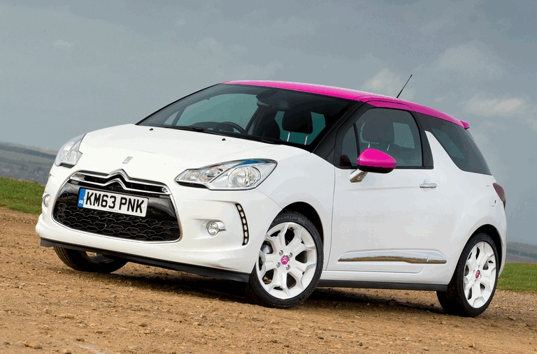 2014 Citroen DS3 Pink special editions 406076