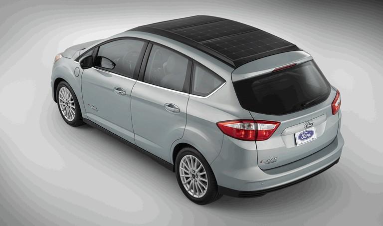 2014 Ford C-Max Solar Energi concept 406099