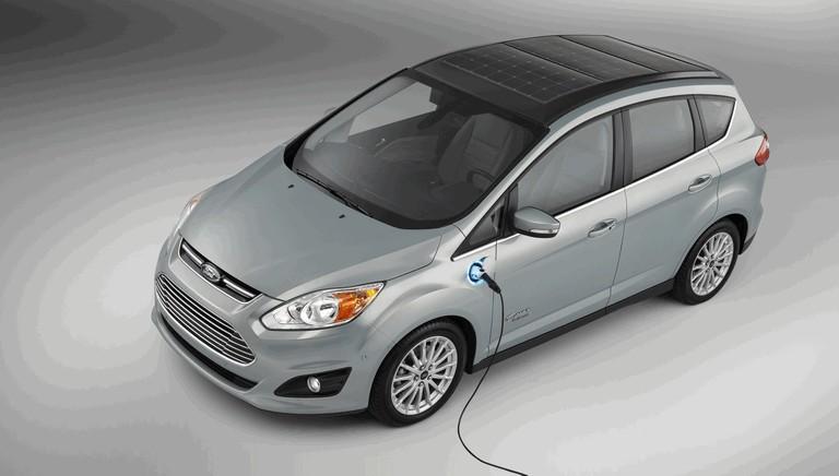 2014 Ford C-Max Solar Energi concept 406101