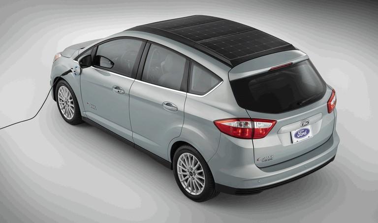 2014 Ford C-Max Solar Energi concept 406102