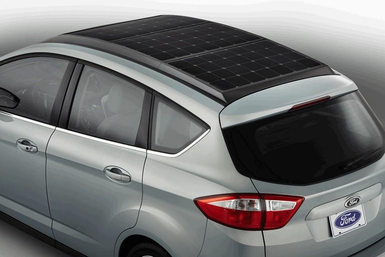 2014 Ford C-Max Solar Energi concept 406105