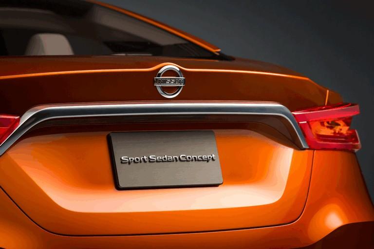 2014 Nissan Sport Sedan Concept 406200