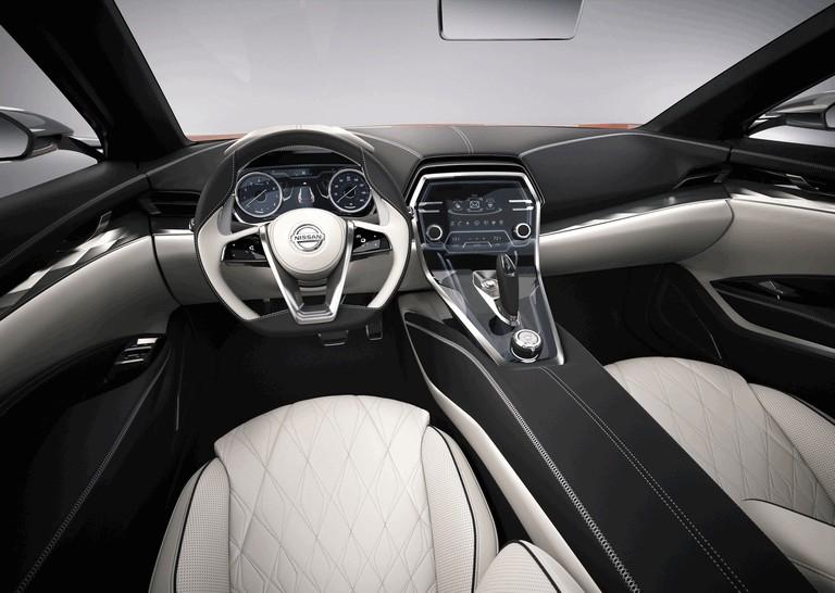 2014 Nissan Sport Sedan Concept 406205