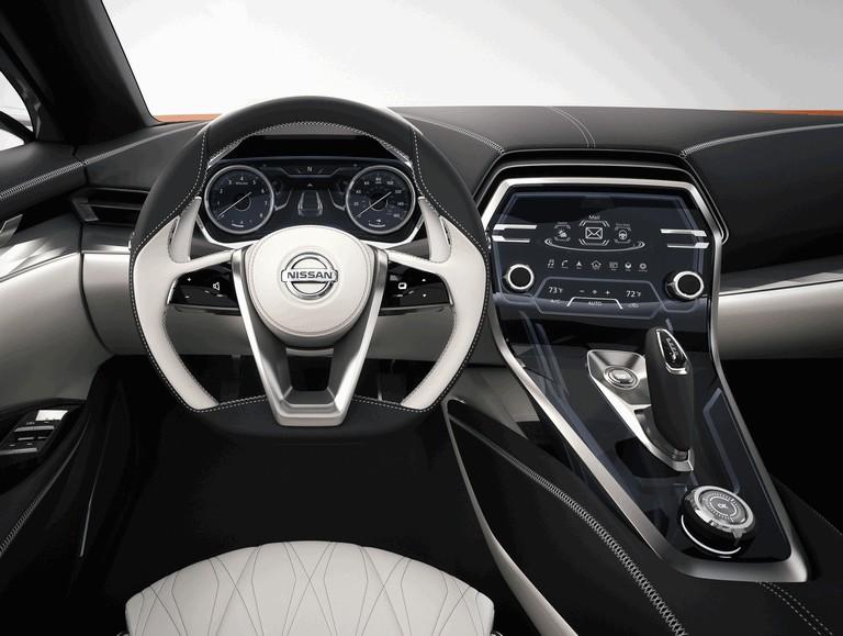 2014 Nissan Sport Sedan Concept 406206