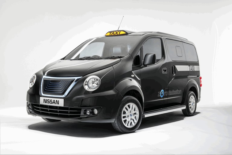 2014 Nissan e-NV200 Taxi for London 406210