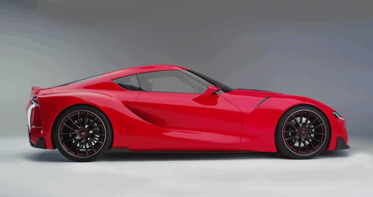 2014 Toyota FT-1 concept 406316