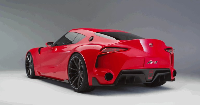 2014 Toyota FT-1 concept 406317