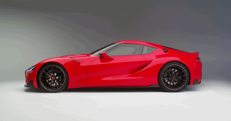 2014 Toyota FT-1 concept 406319