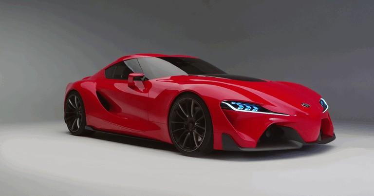 2014 Toyota FT-1 concept 406321