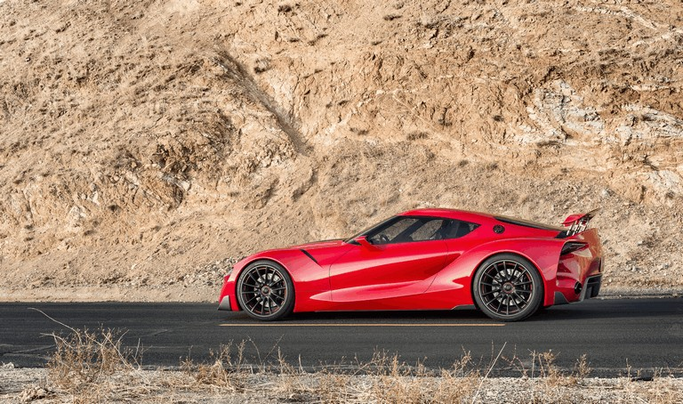 2014 Toyota FT-1 concept 406331