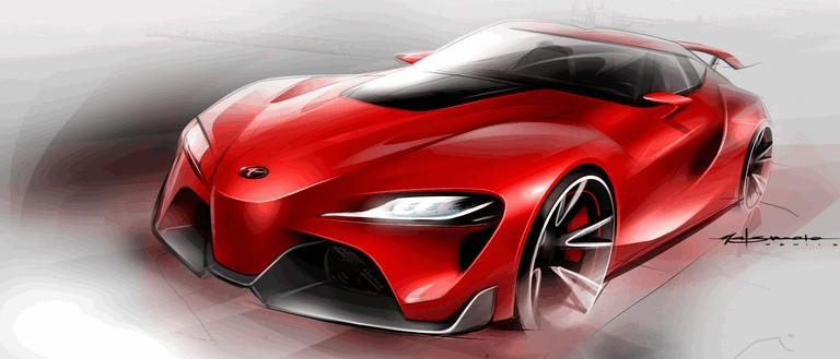 2014 Toyota FT-1 concept 406339