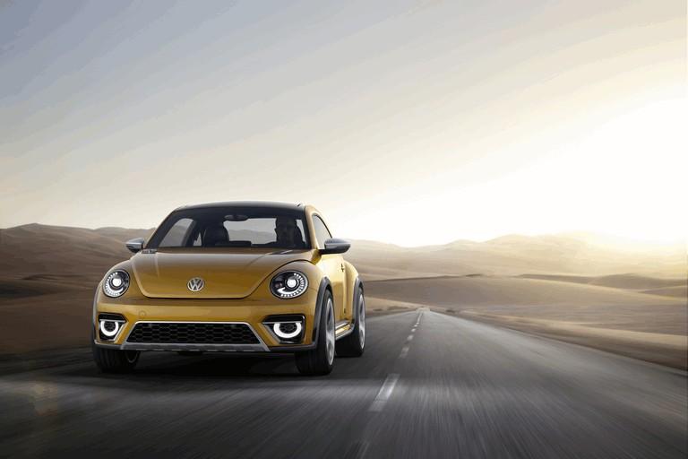 2014 Volkswagen Beetle Dune concept 406416