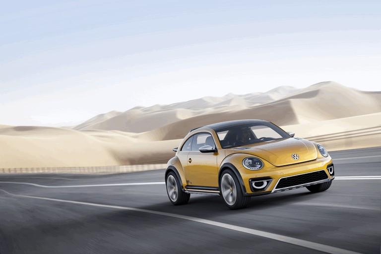 2014 Volkswagen Beetle Dune concept 406419