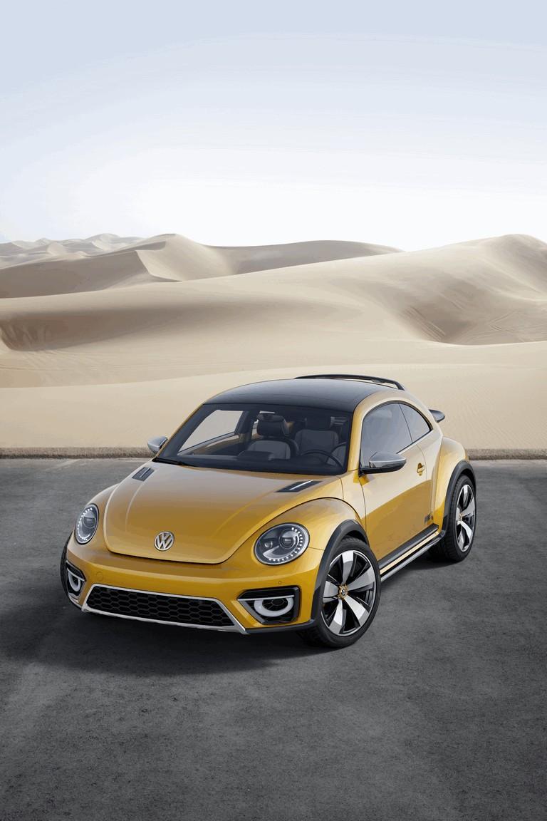 2014 Volkswagen Beetle Dune concept 406420