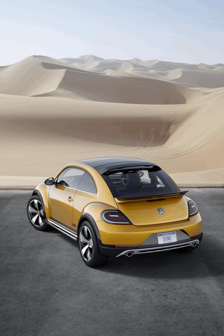 2014 Volkswagen Beetle Dune concept 406421