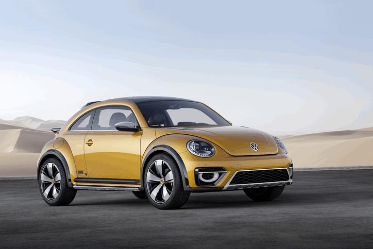 2014 Volkswagen Beetle Dune concept 406422