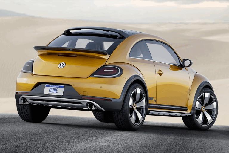 2014 Volkswagen Beetle Dune concept 406425