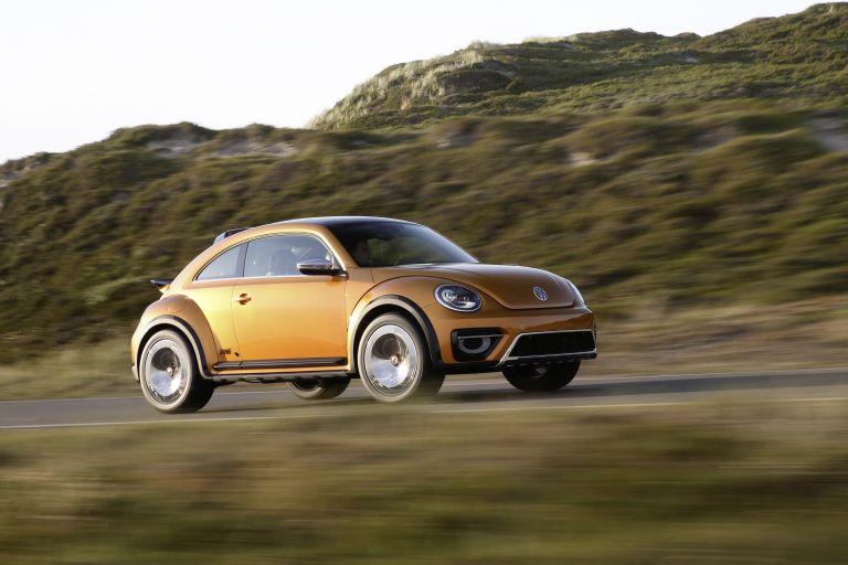 2014 Volkswagen Beetle Dune concept 517157