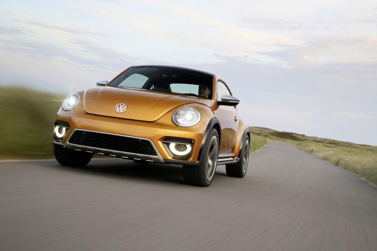 2014 Volkswagen Beetle Dune concept 517160
