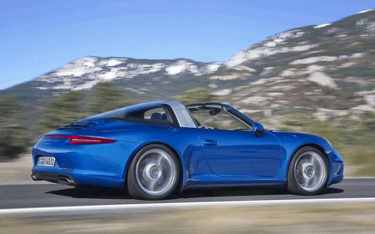 2014 Porsche 911 ( 991 ) Targa 4 406441