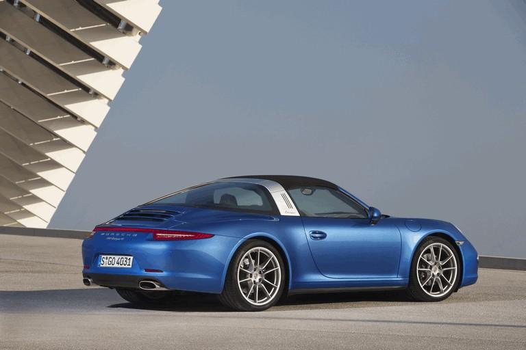 2014 Porsche 911 ( 991 ) Targa 4 406444