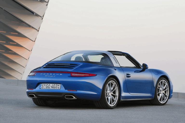 2014 Porsche 911 ( 991 ) Targa 4 406445